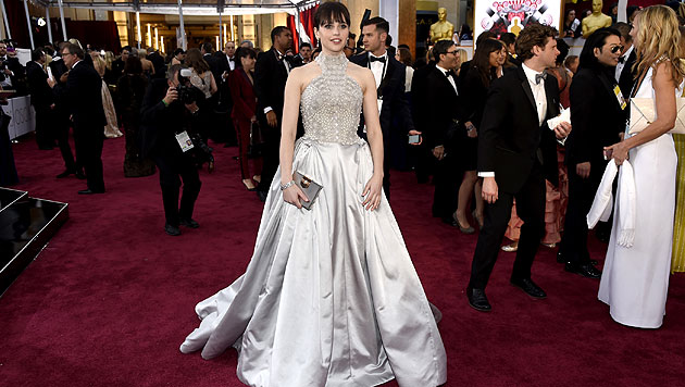 Felicity Jones (Bild: AP)