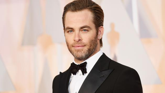 Chris Pine (Bild: AFP)