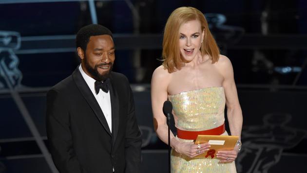 Chiwetel Ejiofor und Nicole Kidman (Bild: AP)