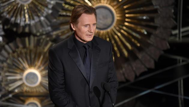 Liam Neeson (Bild: AP)