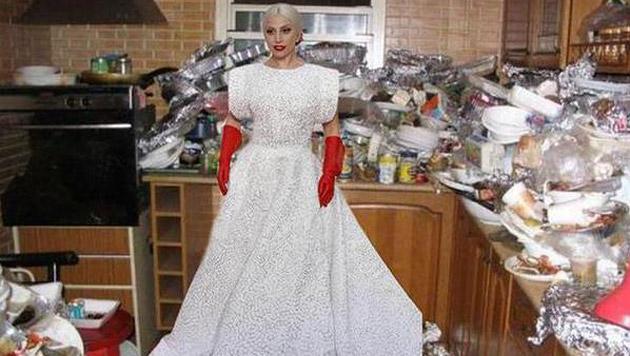 So lacht das Netz über die Oscar-Outfits 2015 (Bild: twitter.com)