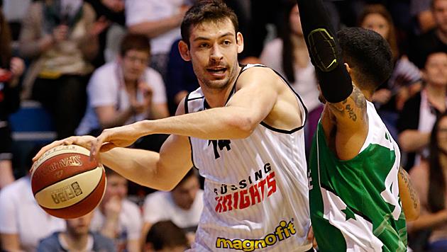 Güssing-Ass Aleksandar Georgiev (li.) (Bild: GEPA)