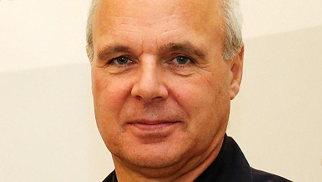 """Peter Prechtl, Leiter der Vollzugsdirektion: """"Eindeutig Selbstmord"""" (Bild: Peter Tomschi)"""