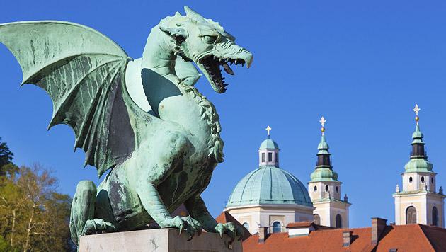 """Ljubljana: """"Die Geliebte"""" verzaubert mit Charme (Bild: thinkstockphotos.de)"""