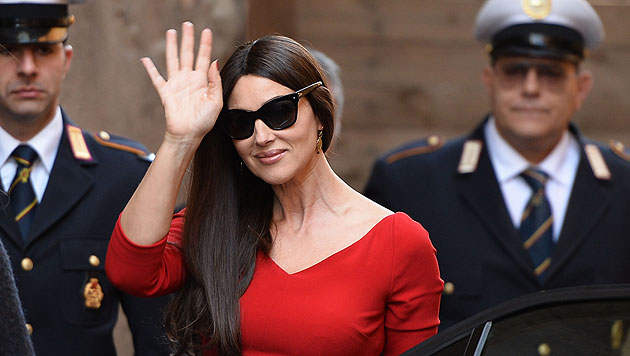 Monica Bellucci (Bild: AFP)