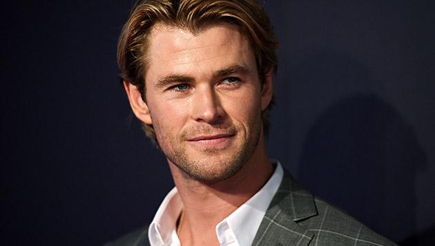 "Chris Hemsworth ist schon der ""Sexiest Man Alive"", wird er auch der neue Christian Grey? (Bild: APA/EPA/DAN HIMBRECHTS)"