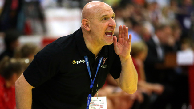 Herbert Müller bleibt Teamchef der ÖHB-Frauen (Bild: GEPA)