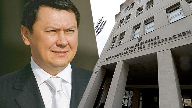 Justizministerium sieht keine Wende im Fall Aliyev (Bild: APA/HBF/DRAGAN TATIC, APA/ROLAND SCHLAGER)