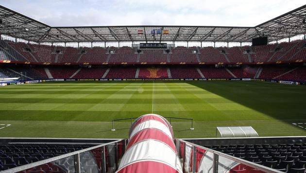 """""""Bullen-Arena"""" wie Wembley-Stadion und Camp Nou (Bild: GEPA)"""