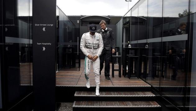 Formel 1: Mercedes mit heftigen Hybrid-Problemen (Bild: AP)