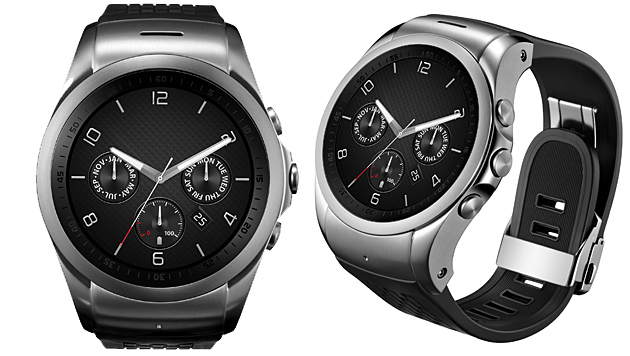 LG Watch Urbane LTE: Smartphone fürs Handgelenk (Bild: LG)