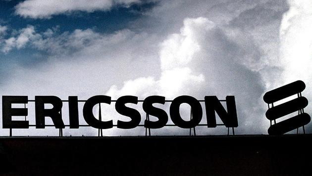Auch Netzwerkausrüster Ericsson verklagt Apple (Bild: APA/EPA/JESSICA GOW)