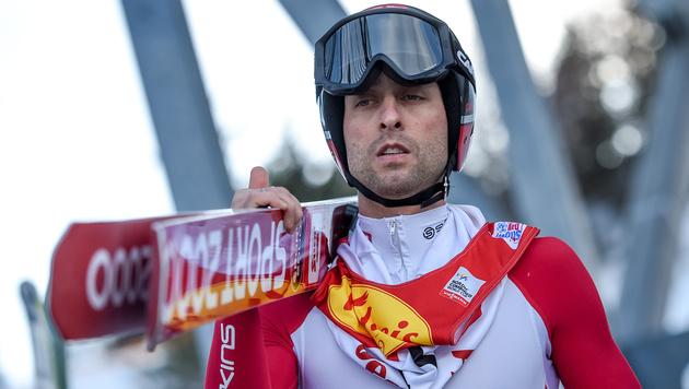Mario Stecher beendet seine Karriere (Bild: GEPA)