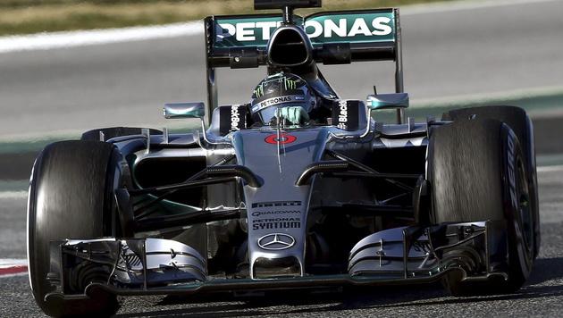 Nico Rosberg (Bild: APA/EPA/TONI ALBIR)