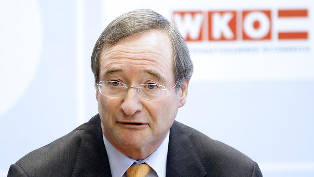 WKÖ-Wahl: Zweidrittelmehrheit für ÖVP-Fraktion (Bild: APA/GEORG HOCHMUTH)