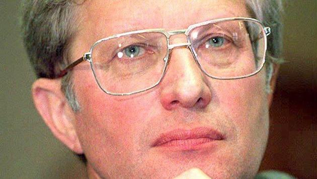 Ehemaliger Sozialminister Franz Hums verstorben (Bild: APA/KELLY SCHOEBITZ)