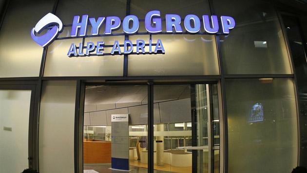 Hypo-Abbaubank beharrt: Bilanzen waren korrekt (Bild: APA/GERT EGGENBERGER)