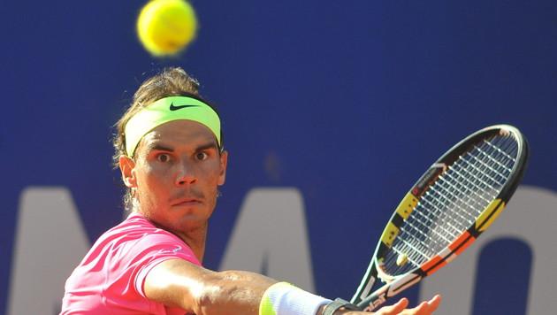Nadal feierte seinen 46. Turniersieg auf Sand (Bild: AP)