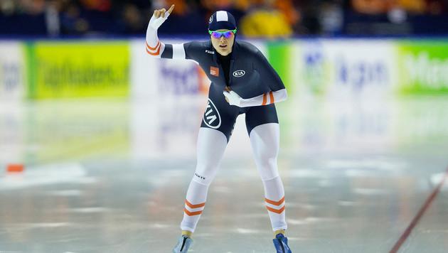 Vanessa Bittner flitzt bei Sprint-WM auf Rang acht (Bild: GEPA)