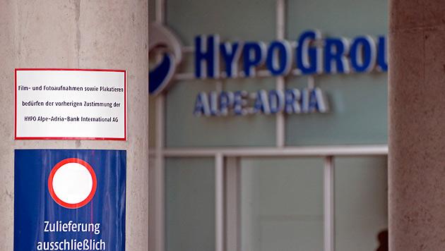 Hypo: Die fünf wichtigsten Fragen und Antworten (Bild: APA/GERT EGGENBERGER)