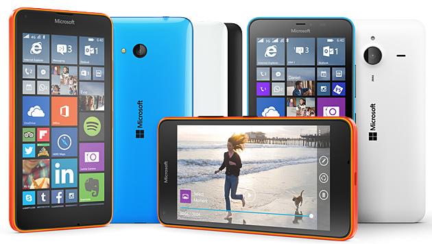 Microsoft erweitert Lumia-Familie um 640 & 640 XL (Bild: Microsoft)