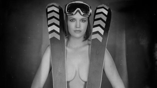 Katrin hat kein Problem mit der Nacktheit. (Bild: KRONEHIT/Manfred Baumann)