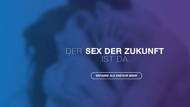 Durex kündigt Orgasmus via Smartphone an (Bild: labs.durex.com)