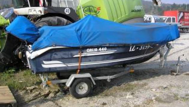 Bei diesem Motorboot gibt's den Preis nur auf Anfrage. (Bild: www.aaaplatform.com)