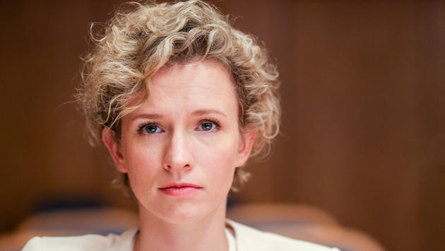 Adina Vetter (Sabine Herold) (Bild: ORF/Petro Domenigg)