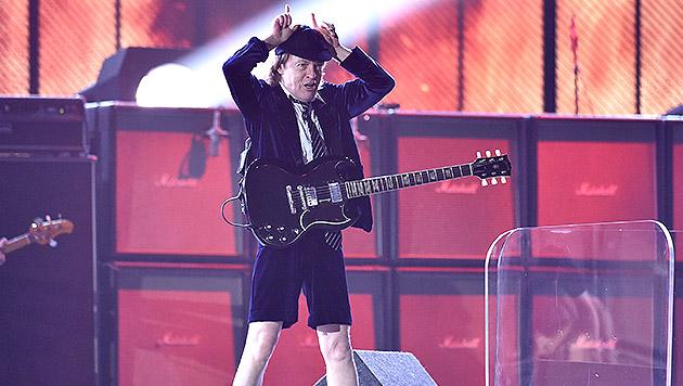 AC/DC: Bald steht Österreich unter Strom (Bild: AP)