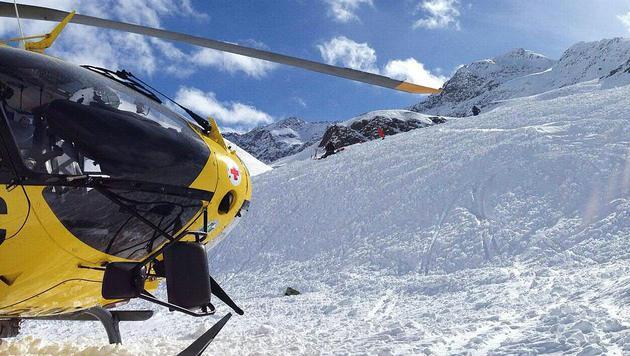 Australierin bei Lawinenabgang in Tirol getötet (Bild: ZEITUNGSFOTO.AT (Symbolfoto))