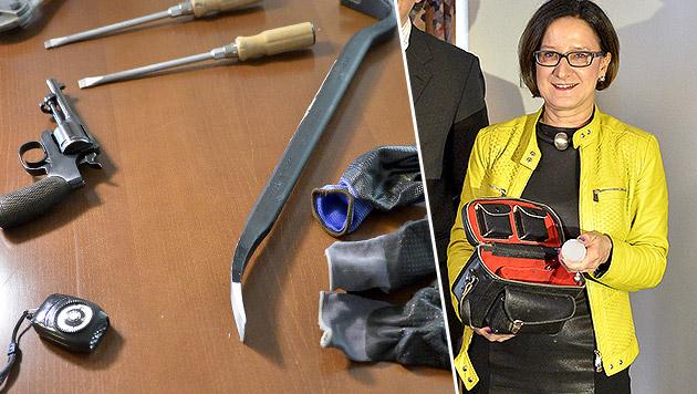 Einbruch, Raub und Drogen: 22 Kriminelle gefasst (Bild: APA/HERBERT NEUBAUER)