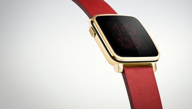 Kickstarter-Rekord für neue Smartwatch von Pebble (Bild: Pebble)