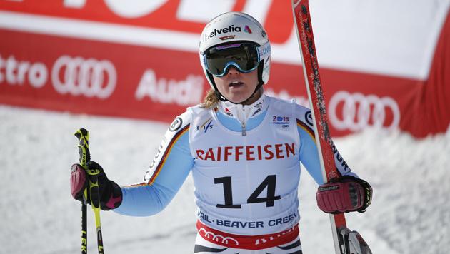 Ski-Ass Rebensburg verpasst  Weltcupauftakt (Bild: AP/Marco Trovati)