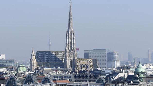 Studie: Wien ist Stadt mit höchster Lebensqualität (Bild: APA/Helmut Fohringer)