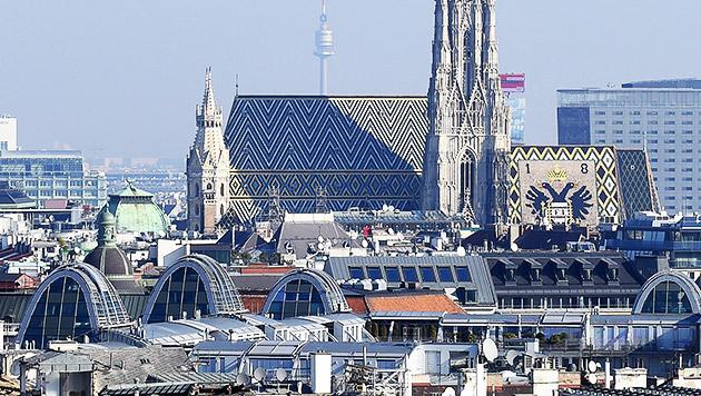 Wien erneut zur lebenswertesten Stadt gekürt (Bild: APA/Helmut Fohringer)