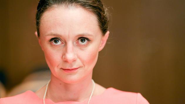 Gerti Drassl (Maria Schneider) (Bild: ORF/Petro Domenigg)