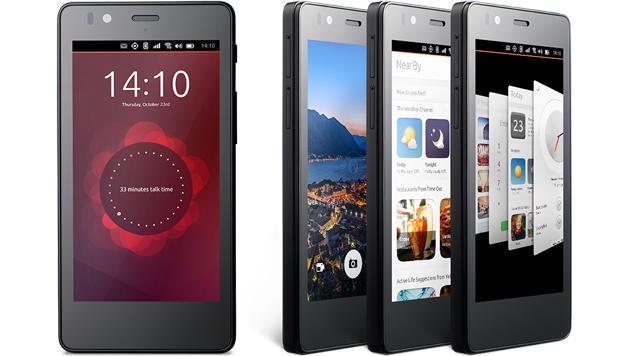 BQ Aquaris E4.5: So fühlt sich das Ubuntu Phone an (Bild: BQ)