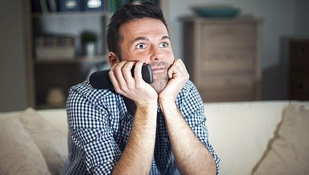 """""""Komafernsehen"""" ist das britische Wort des Jahres (Bild: thinkstockphotos.de)"""
