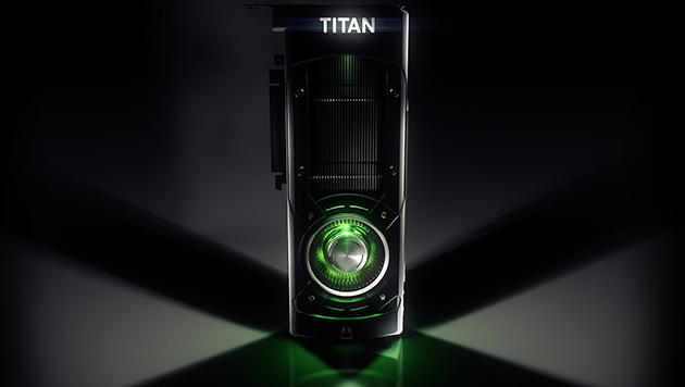 Nvidia Titan X: 1.300-Dollar-Grafikkarte in Arbeit (Bild: Nvidia)