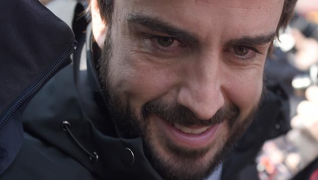 Alonso-Crash: Wurz glaubt nicht an Stromschlag (Bild: AP)