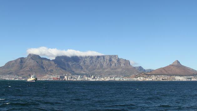 Der Weg ist das Ziel: Wandern in Südafrika (Bild: flickr.com/p_c_w)