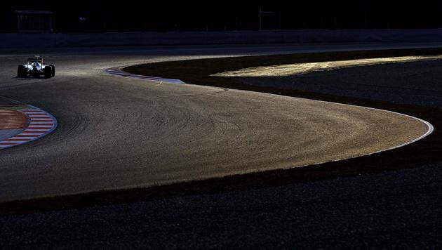 F1-Rennstall Manor darf in Australien starten (Bild: APA/EPA/ALBERTO ESTEVEZ)