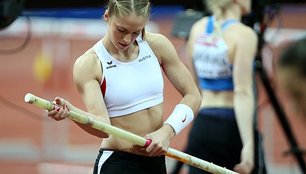 Kira Grünberg (Bild: GEPA)