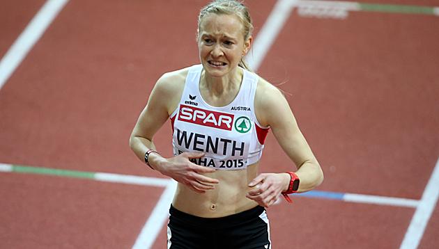 Jennifer Wenth (Bild: GEPA)