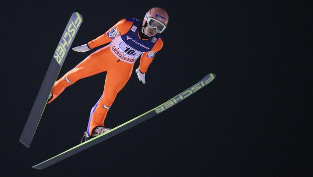 Norwegen gewinnt, ÖSV-Adler nur auf Rang fünf (Bild: GEPA)