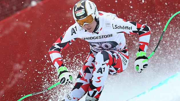 Hannes Reichelt (Bild: APA/EPA/KARL-JOSEF HILDENBRAND)