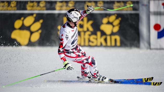 Triumph in Kvitfjell! Reichelt weiter in Überform (Bild: APA/EPA/STR)