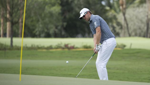 Wiesberger spielt in Miami erstmals unter Par (Bild: AP/PAT CARTER)