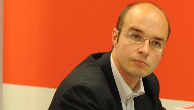 Der Freiheitliche Detlef Wimmer ist seit knapp sechs Jahren Sicherheitsstadtrat von Linz. (Bild: Chris Koller)